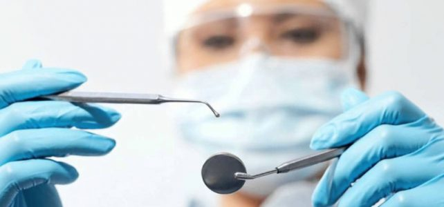 Atendimento eletivo de Odontologia
