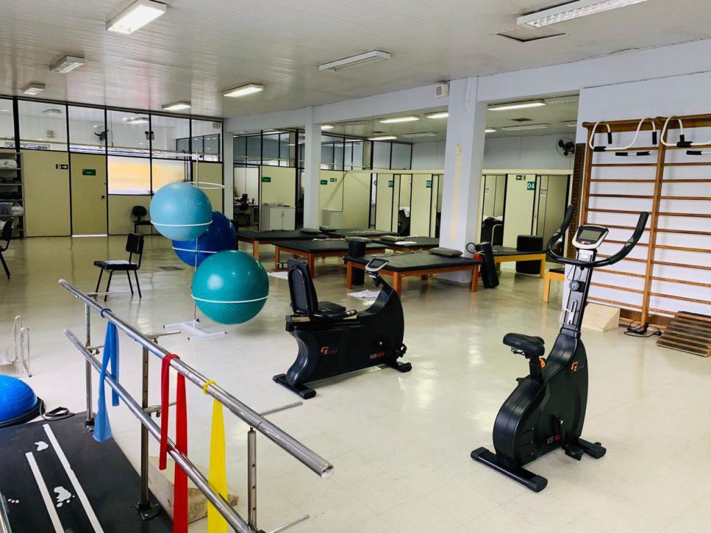 Centro de Fisioterapia do ICS