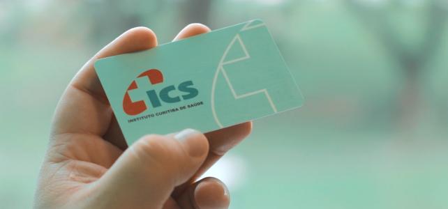 carteirinha do beneficiário ICS