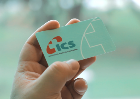 Carteirinha do Beneficiário do ICS