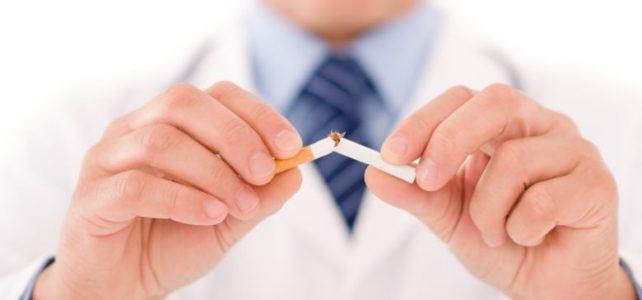 Não ao tabagismo