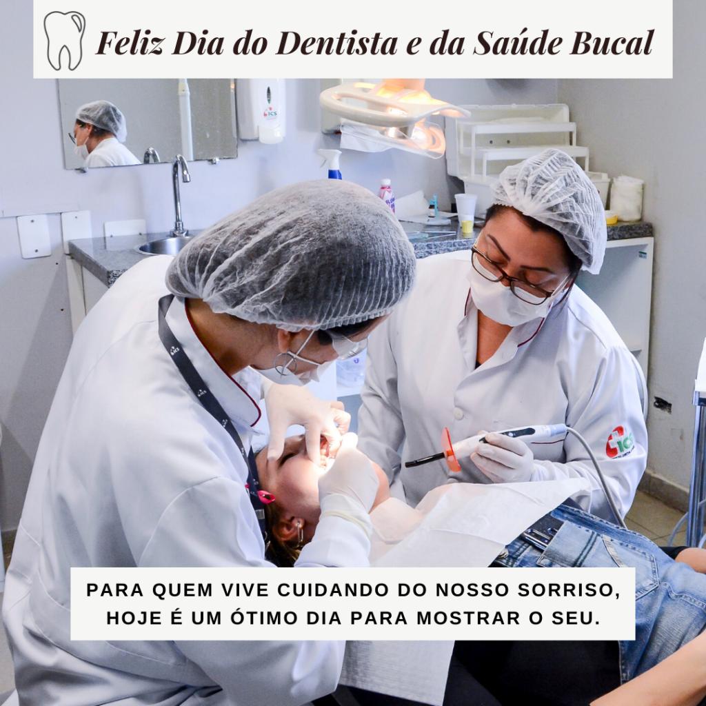Dia do Dentista ICS