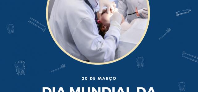 Dia Mundial da Saúde Bucal