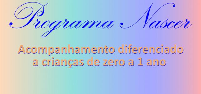 PROGRAMA NASCER